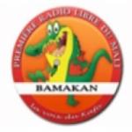 Logo da emissora Radio Bamakan 100.3 FM