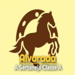 Logo da emissora Alvorada Sertaneja