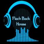 Logo da emissora Flash Back House