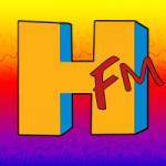 Logo da emissora Hits FM Seabra