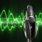 Logo da emissora Rádio Gospel Pop Hits
