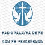 Logo da emissora Rádio Palavra De Fé