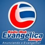 Logo da emissora Rádio Web Evangélica Amapá