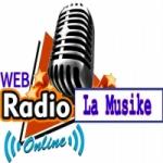 Logo da emissora Web Rádio La Musike