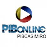 Logo da emissora Rádio Pibonline