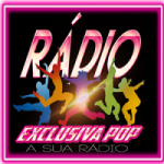 Logo da emissora Rádio Exclusiva Pop
