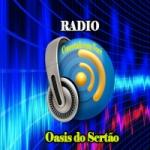 Logo da emissora Rádio Oásis do Sertão