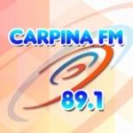 Logo da emissora Rádio Carpina 89.1 FM