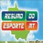 Logo da emissora Rádio Resumo do Esporte