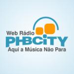 Logo da emissora Web Rádio Phbcity