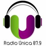 Logo da emissora Radio Unica 87.9 FM