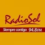 Logo da emissora Radio Sol 94.8 FM