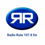 Logo da emissora Radio Rute 107.8 FM