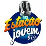 Logo da emissora Rádio Estação Jovem FM