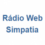 Logo da emissora Rádio Web Simpatia