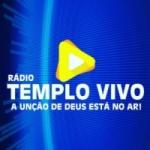Logo da emissora Rádio Templo Vivo