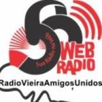 Logo da emissora Radio Vieira Amigos Unidos