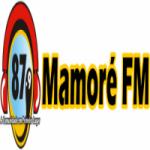 Logo da emissora Rádio Mamoré FM