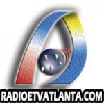 Logo da emissora Rádio e TV Atlanta.Com