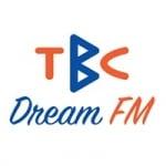 Logo da emissora Radio TBC Dream FM