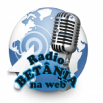 Logo da emissora Rádio Betania FM