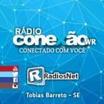 Logo da emissora Rádio Conexão WR