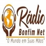 Logo da emissora Rádio Bonfim Net