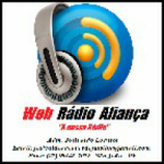 Logo da emissora WEb Rádio Aliança
