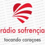 Logo da emissora Rádio Sofrência