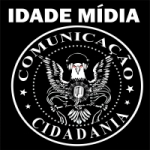 Logo da emissora Rádio Idade Mídia