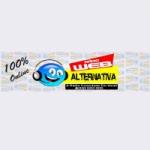 Logo da emissora Rádio Web Alternativa Paramoti