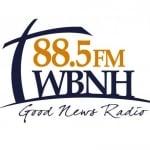 Logo da emissora Radio WBNH 88.5 FM