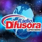 Logo da emissora Web Rádio Difusora Lapão