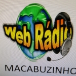 Logo da emissora Web Rádio Macabuzinho