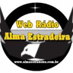 Logo da emissora Rádio Alma Estradeira