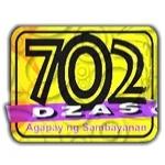Logo da emissora Radio DZAS 702 AM