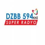 Logo da emissora Radio DZBB 594 AM
