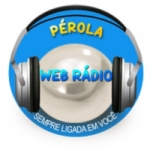 Logo da emissora Pérola Web Rádio