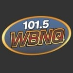Logo da emissora WBNQ 101.5 FM
