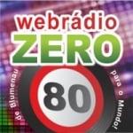 Logo da emissora Web Rádio Zero80