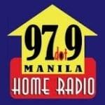 Logo da emissora Radio Home 97.9 FM