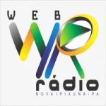 Logo da emissora Radio Nova Ipixuna