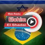 Logo da emissora Rádio Elohim El Shadai