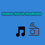 Logo da emissora Rádio Nova Morada