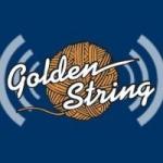 Logo da emissora Golden String Radio