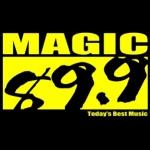 Logo da emissora Radio Magic Wave 89.9 FM
