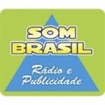 Logo da emissora Som Brasil Rádio e Publicidade