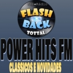 Logo da emissora Power Hits FM