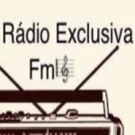 Logo da emissora Rádio Exclusiva Atibaia