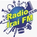 Logo da emissora Rádio Iraí FM